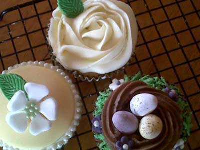 Selection of Special Occasion Cupcakes